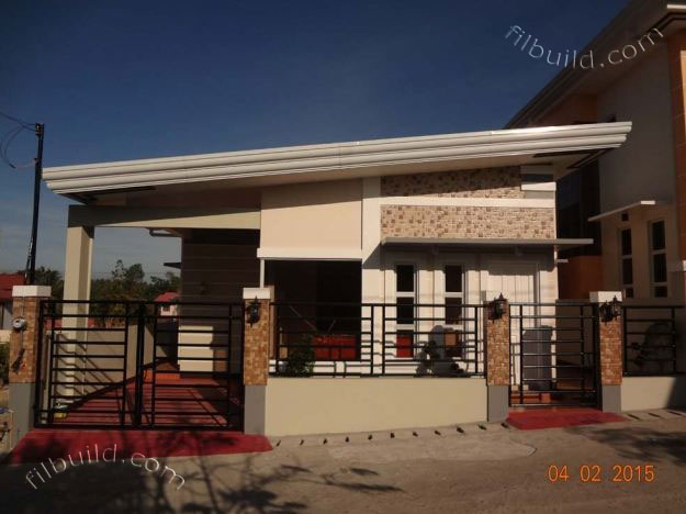Real Estate Davao New Bungalow Type House For Sale