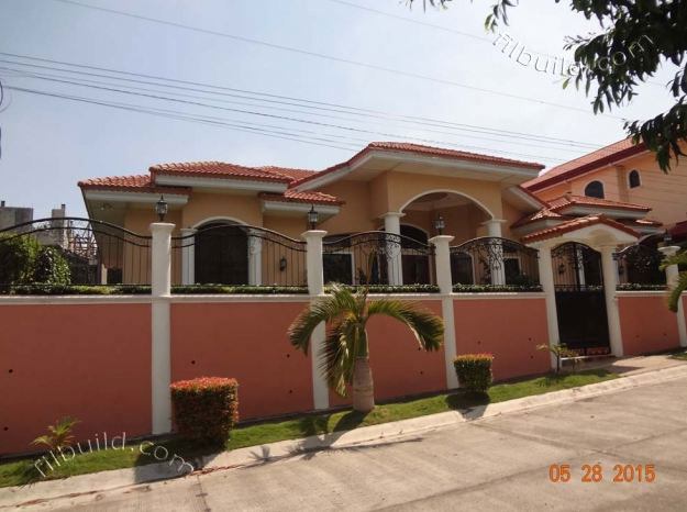 Real Estate Davao High End House For Sale