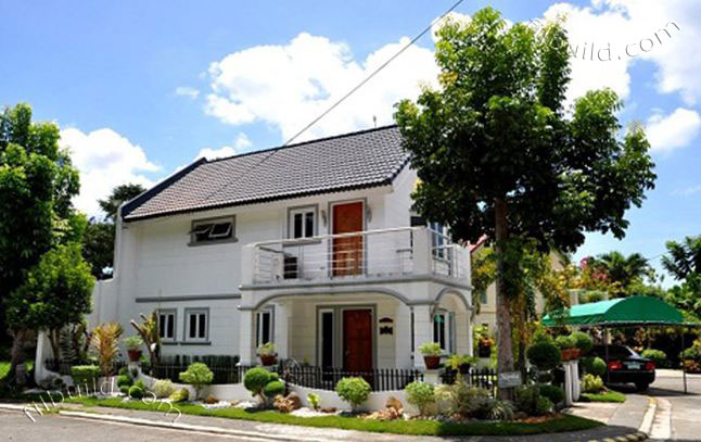 Real Estate Davao 2 Storey Residence Fully Or Partially