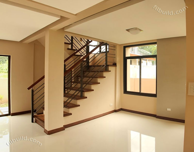 Real Estate Davao Two 2 Storey House Naomi Model For Sale