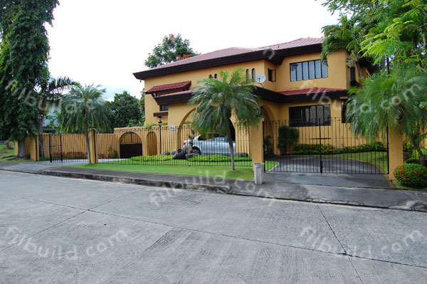 Real Estate Ayala Alabang Village House And Lot For Sale