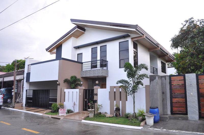 Brand new modern zen house for sale in paranaque city for Modern zen house design manila