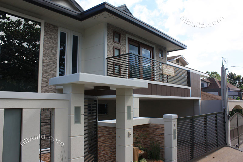 House paint exterior philippines home prepossessing roof for House color design exterior philippines