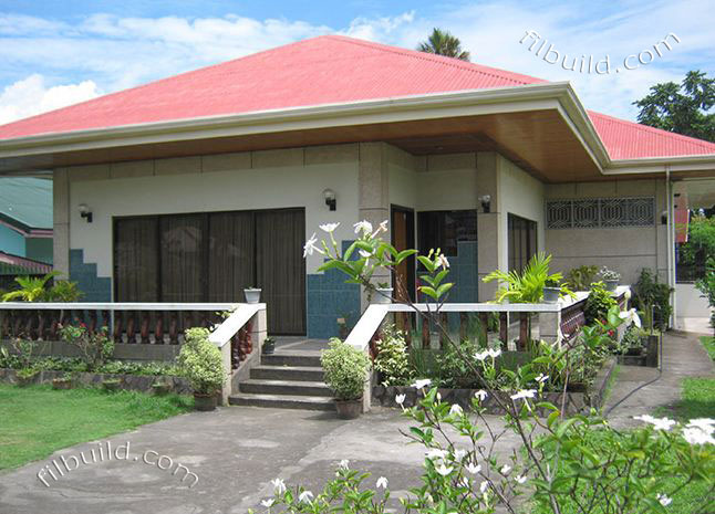 Real estate dumaguete bungalow house for sale for Cheap house design philippines